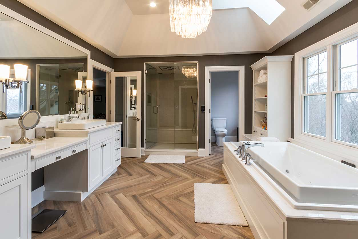 Bathroom featured project greenacre