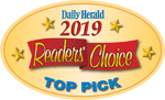 2019 Readers Choice Top Pick