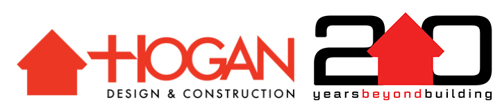 Hogan Design & Construction 20 Years